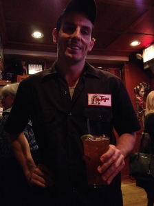 "Russ serves up the ""drink de jour"" – The Dark & Stormy"