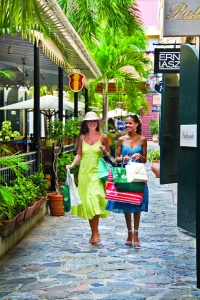 Palm Passage Shopping