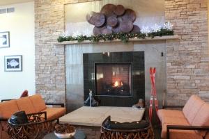 Canaan Valley Resort Lodge Lobby
