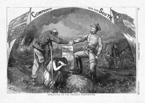 Compromise with the South, Harper's Weekly