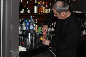 Bistrot Royale bartender photo 2