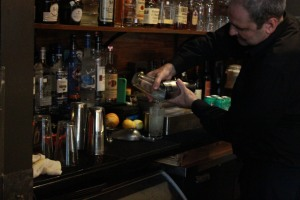 Bistrot Royale bartender photo 4