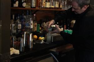 Bistrot Royale bartender photo 4
