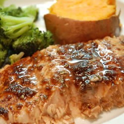 Grapevine Recipe  Salmon