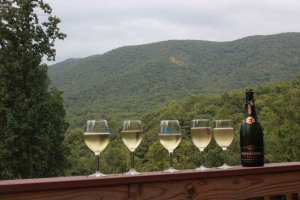 RT-Bucks Peak wine
