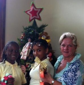 Caribbean Connection- Santa Martha