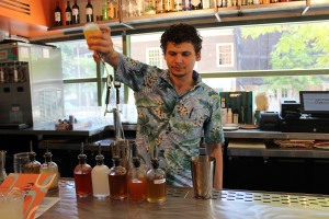 Bartender Film strip 1 (2)
