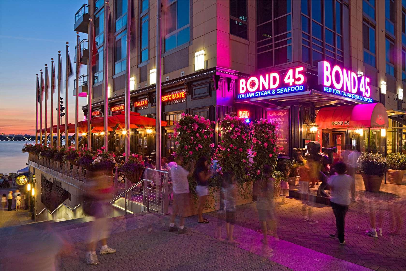 Bond Restaurant Nyc