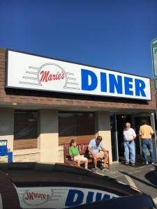Marie's Diner LaPlata