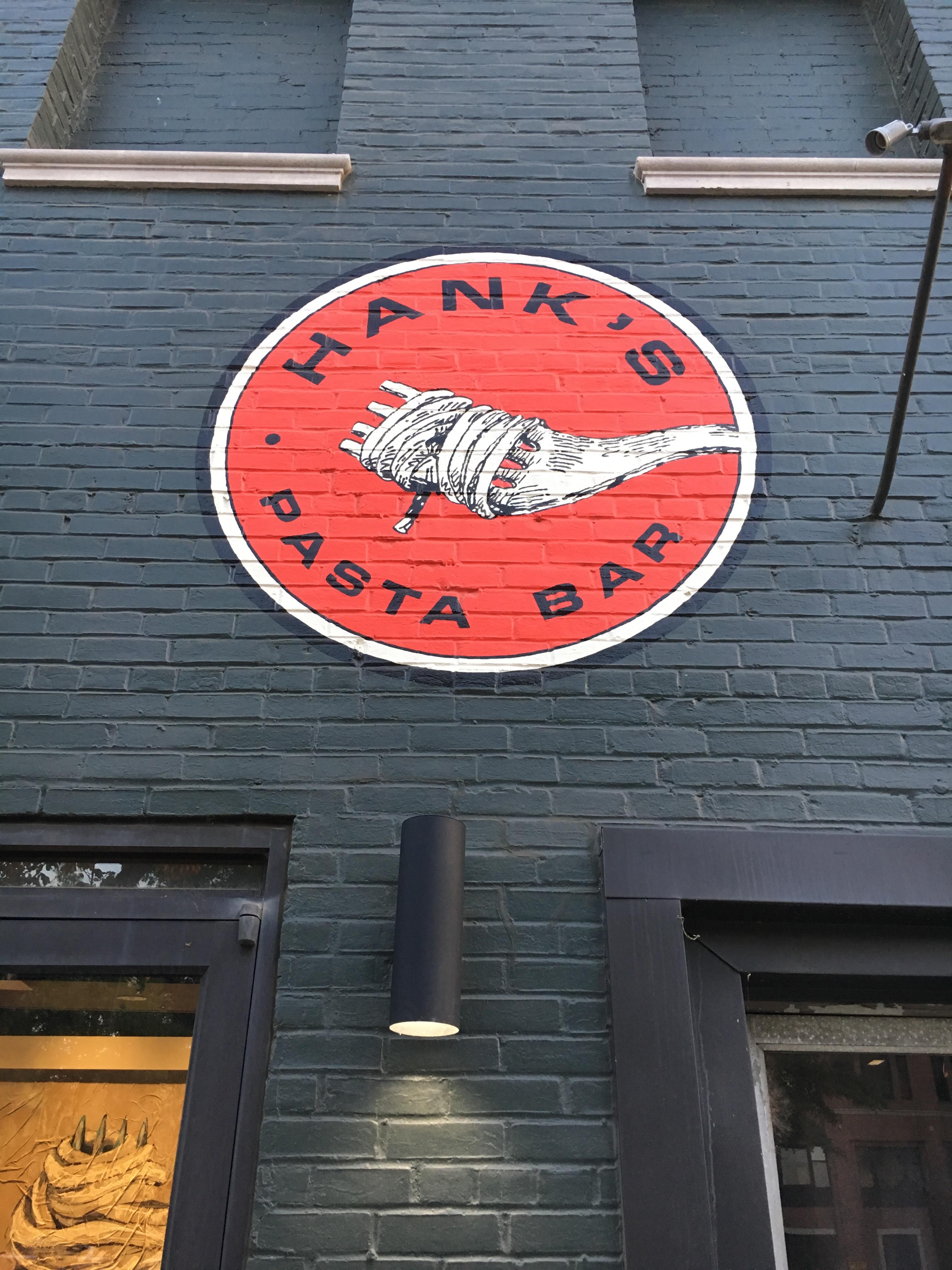 Hank S Pasta Bar Old Town Crier