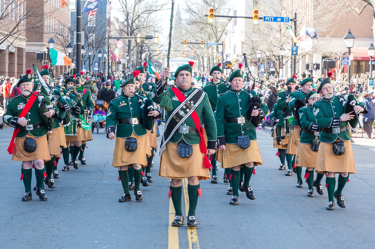 39th Annual Alexandria St. Patrick's Day Parade and Fun ...